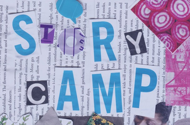story camp-words only