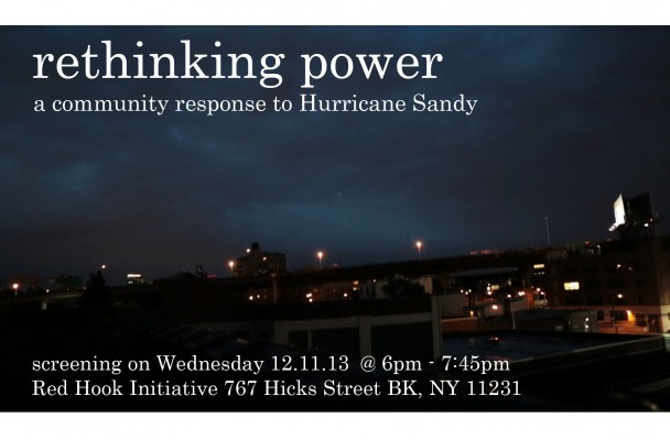 rethinking power - 12.11.13